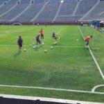 Soccer field Geometry
