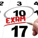 Calendar Exam