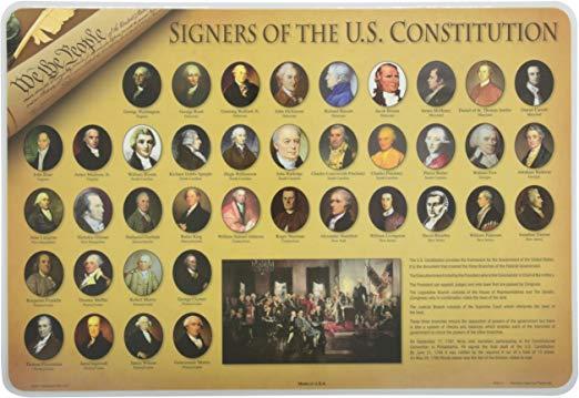 Signers Constitution
